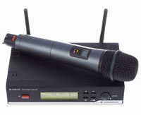 Wireless-Handheld-Mic