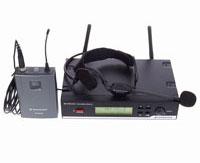Wireless-Headset-Mic
